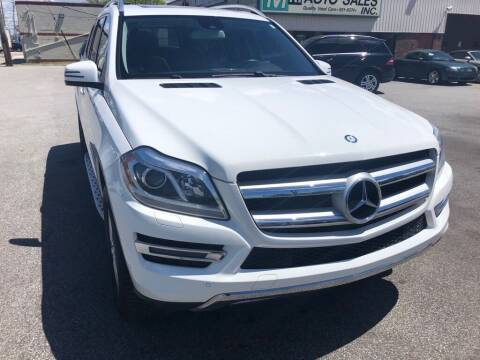 2014 Mercedes-Benz GL-Class for sale at MR Auto Sales Inc. in Eastlake OH