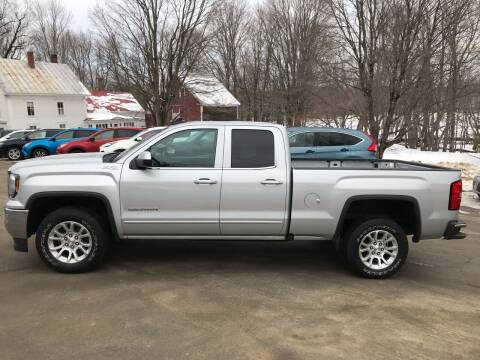 2016 GMC Sierra 1500 for sale at MICHAEL MOTORS in Farmington ME