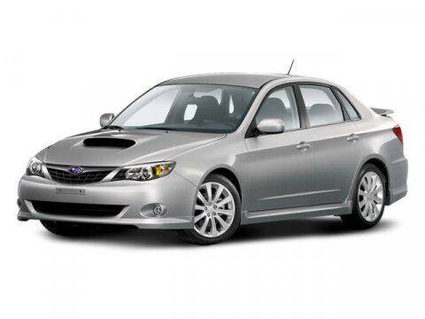 2008 Subaru Impreza for sale at Street Smart Auto Brokers in Colorado Springs CO