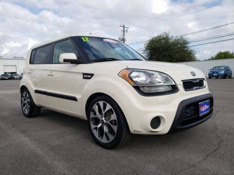 2012 Kia Soul for sale at Glory Auto Sales LTD in Reynoldsburg OH