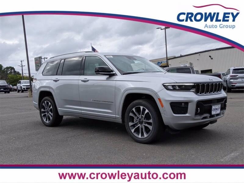2021 Jeep Grand Cherokee L for sale in Bristol, CT