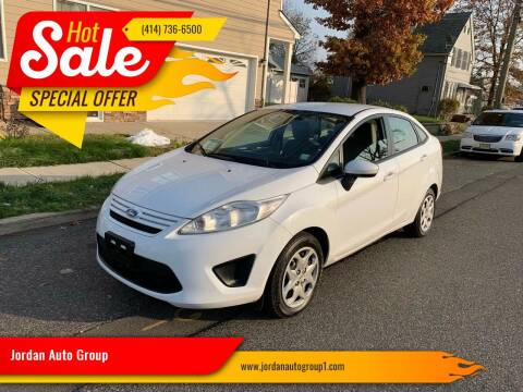 2013 Ford Fiesta for sale at Jordan Auto Group in Paterson NJ