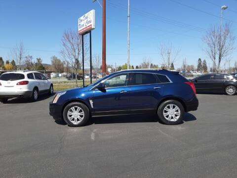 2010 Cadillac SRX for sale at New Deal Used Cars in Spokane Valley WA