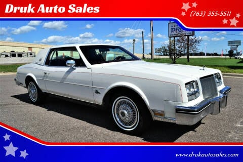 1979 Buick Riviera for sale at Druk Auto Sales in Ramsey MN