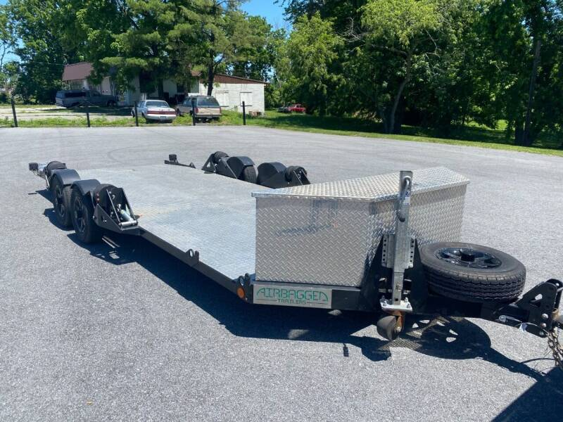 2014 Airbagged Trailers Airbagged Trailers for sale at M4 Motorsports in Kutztown PA