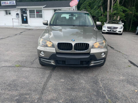 2009 BMW X5 for sale at USA Auto Sales in Leominster MA