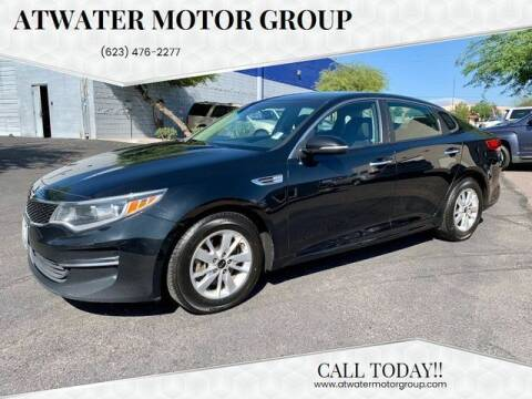 2016 Kia Optima for sale at Atwater Motor Group in Phoenix AZ