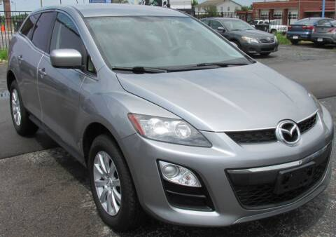 2011 Mazda CX-7 for sale at Express Auto Sales in Lexington KY