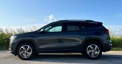 2020 GMC Terrain for sale at Palmer Auto Sales in Rosenberg TX