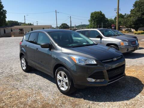 2016 Ford Escape for sale at Wholesale Auto Inc in Athens TN