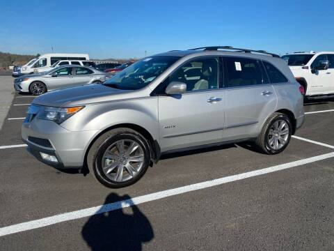 2012 Acura MDX for sale at All American Autos in Kingsport TN