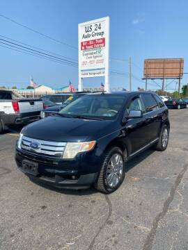 2008 Ford Edge for sale at US 24 Auto Group in Redford MI