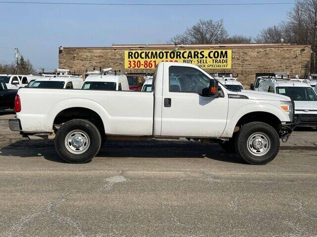 2014 Ford F-250 Super Duty for sale at ROCK MOTORCARS LLC in Boston Heights OH