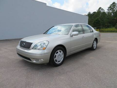 2001 Lexus LS 430 for sale at Access Motors Co in Mobile AL