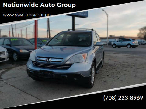 2008 Honda CR-V for sale at Nationwide Auto Group in Melrose Park IL