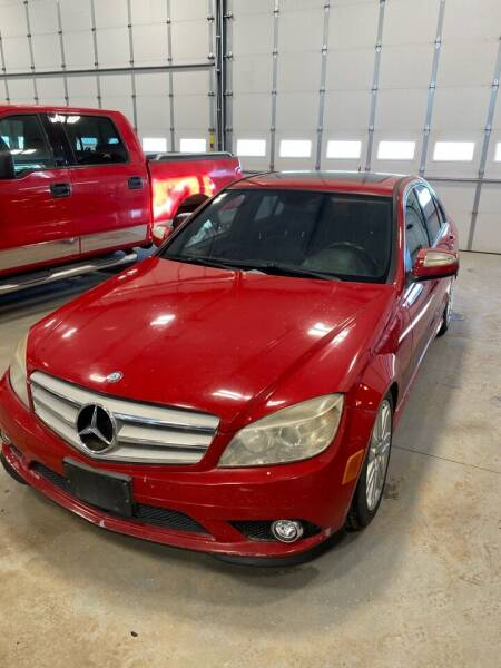 2009 Mercedes-Benz C-Class for sale at RDJ Auto Sales in Kerkhoven MN