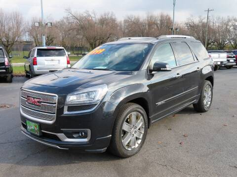 2015 GMC Acadia for sale at Low Cost Cars North in Whitehall OH