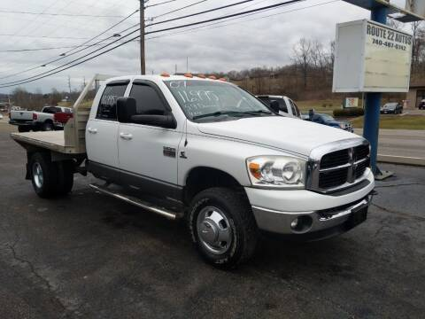 2007 Dodge Ram Pickup 3500 for sale at Route 22 Autos in Zanesville OH