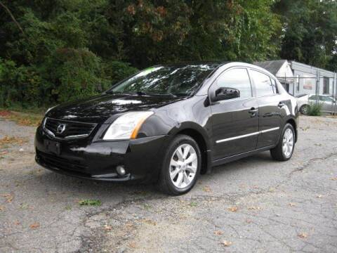 2010 Nissan Sentra for sale at Jareks Auto Sales in Lowell MA