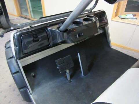 2002 Club Car DS Player
