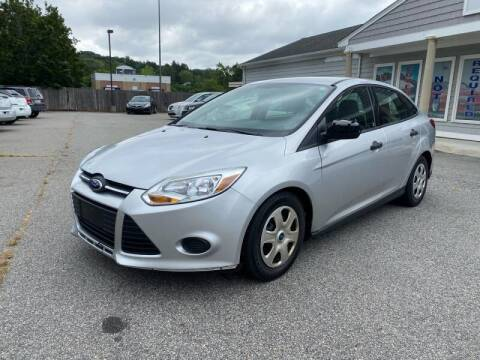 2012 Ford Focus for sale at Capital Auto Sales in Providence RI