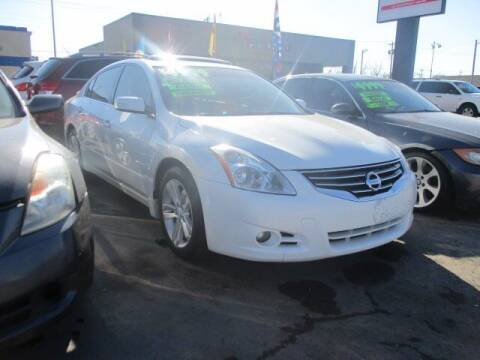 2011 Nissan Altima for sale at CAR SOURCE OKC in Oklahoma City OK