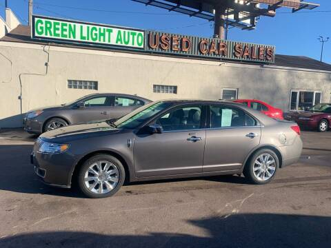 2012 Lincoln MKZ for sale at Green Light Auto in Sioux Falls SD