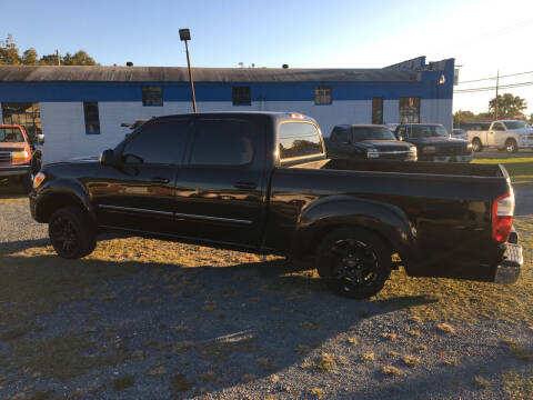 2006 Toyota Tundra for sale at LAURINBURG AUTO SALES in Laurinburg NC