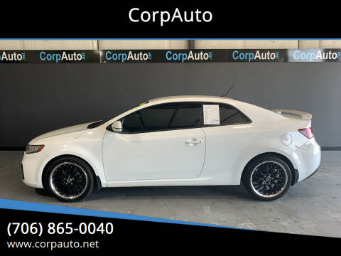 2011 Kia Forte Koup for sale at CorpAuto in Cleveland GA
