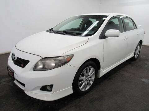 2010 Toyota Corolla for sale at Automotive Connection in Fairfield OH
