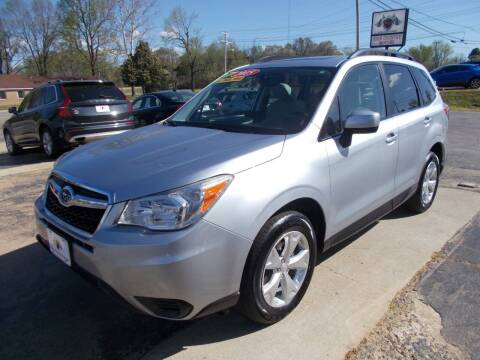 2015 Subaru Forester for sale at High Country Motors in Mountain Home AR