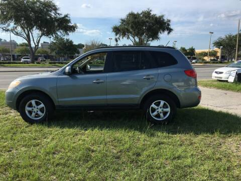2008 Hyundai Santa Fe for sale at First Coast Auto Connection in Orange Park FL