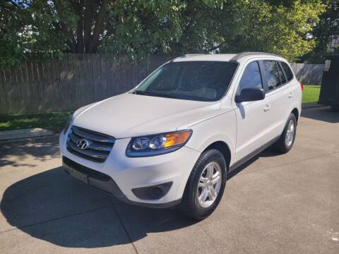 2012 Hyundai Santa Fe for sale at Harold Cummings Auto Sales in Henderson KY