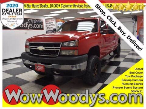2006 Chevrolet Silverado 2500HD for sale at WOODY'S AUTOMOTIVE GROUP in Chillicothe MO