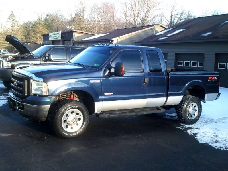 2006 Ford F-250 Super Duty for sale at On The Road Again Auto Sales in Lake Ariel PA