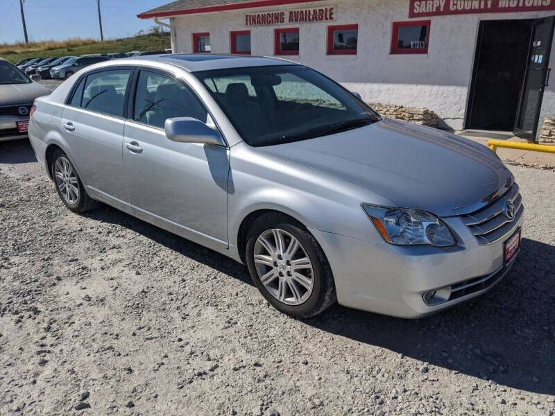 2007 Toyota Avalon for sale at Sarpy County Motors in Springfield NE