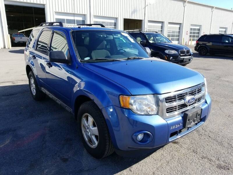 2010 Ford Escape for sale at MOUNT EDEN MOTORS INC in Bronx NY