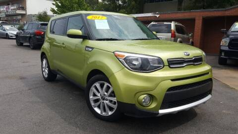 2017 Kia Soul for sale at A & A IMPORTS OF TN in Madison TN