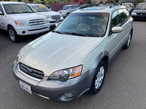 2005 Subaru Outback for sale at C. H. Auto Sales in Citrus Heights CA