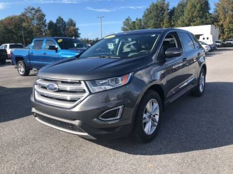2016 Ford Edge for sale at FRED FREDERICK CHRYSLER, DODGE, JEEP, RAM, EASTON in Easton MD