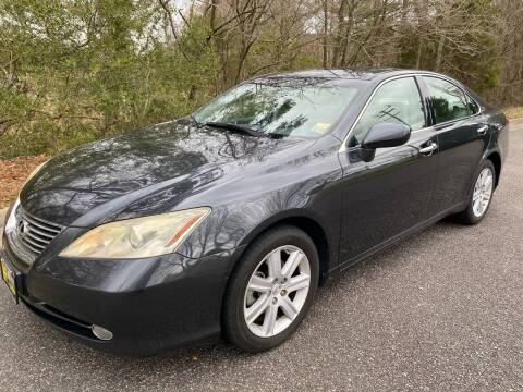 2008 Lexus ES 350 for sale at Coastal Auto Sports in Chesapeake VA