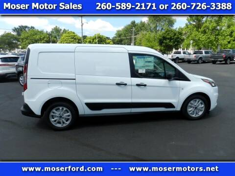 2020 Ford Transit Connect Cargo for sale at Moser Motors Of Portland in Portland IN