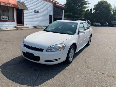 2009 Chevrolet Impala for sale at American Auto Specialist Inc in Berlin CT