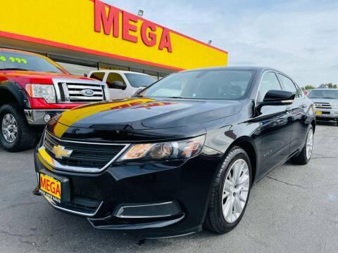 2016 Chevrolet Impala for sale at Mega Auto Sales in Wenatchee WA