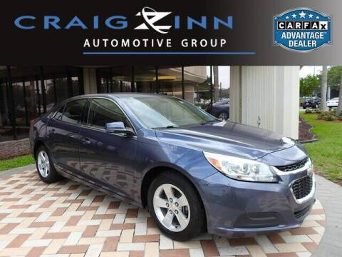 2014 Chevrolet Malibu for sale at Lexus Subaru of Pembroke Pines in Pembroke Pines FL