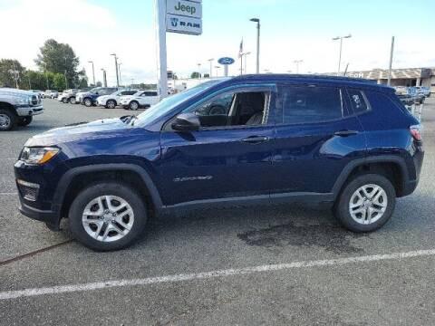 2018 Jeep Compass for sale at Karmart in Burlington WA