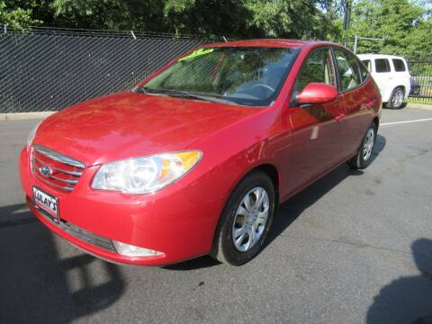 2010 Hyundai Elantra for sale at LULAY'S CAR CONNECTION in Salem OR