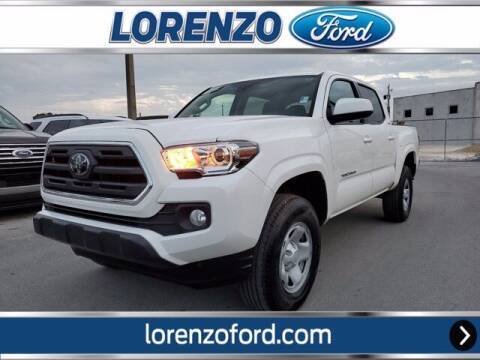 2019 Toyota Tacoma for sale at Lorenzo Ford in Homestead FL