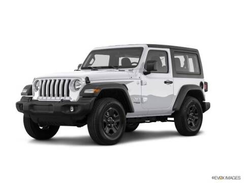 2021 Jeep Wrangler for sale at Greenway Automotive GMC in Morris IL