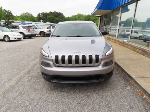 2016 Jeep Cherokee for sale at 1st Choice Autos in Smyrna GA